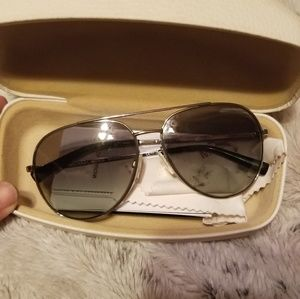 MK sunglasses Rodinara silver/black